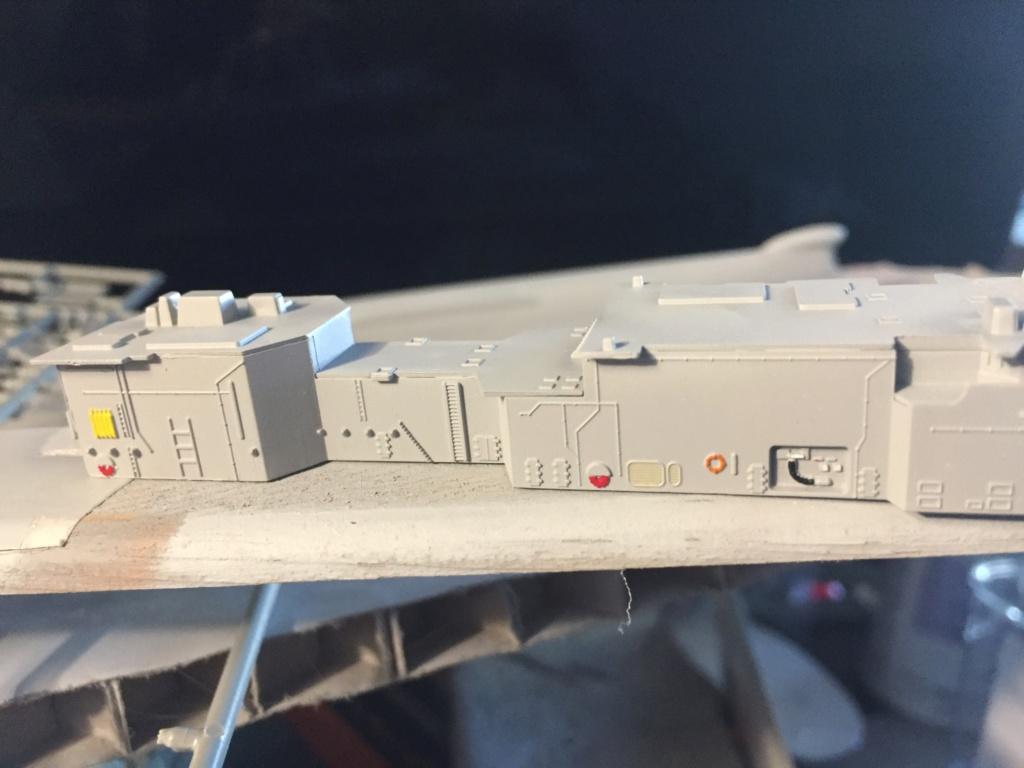 Destroyer USS Spruance DD963 - 1/700 Dragon  83f02610