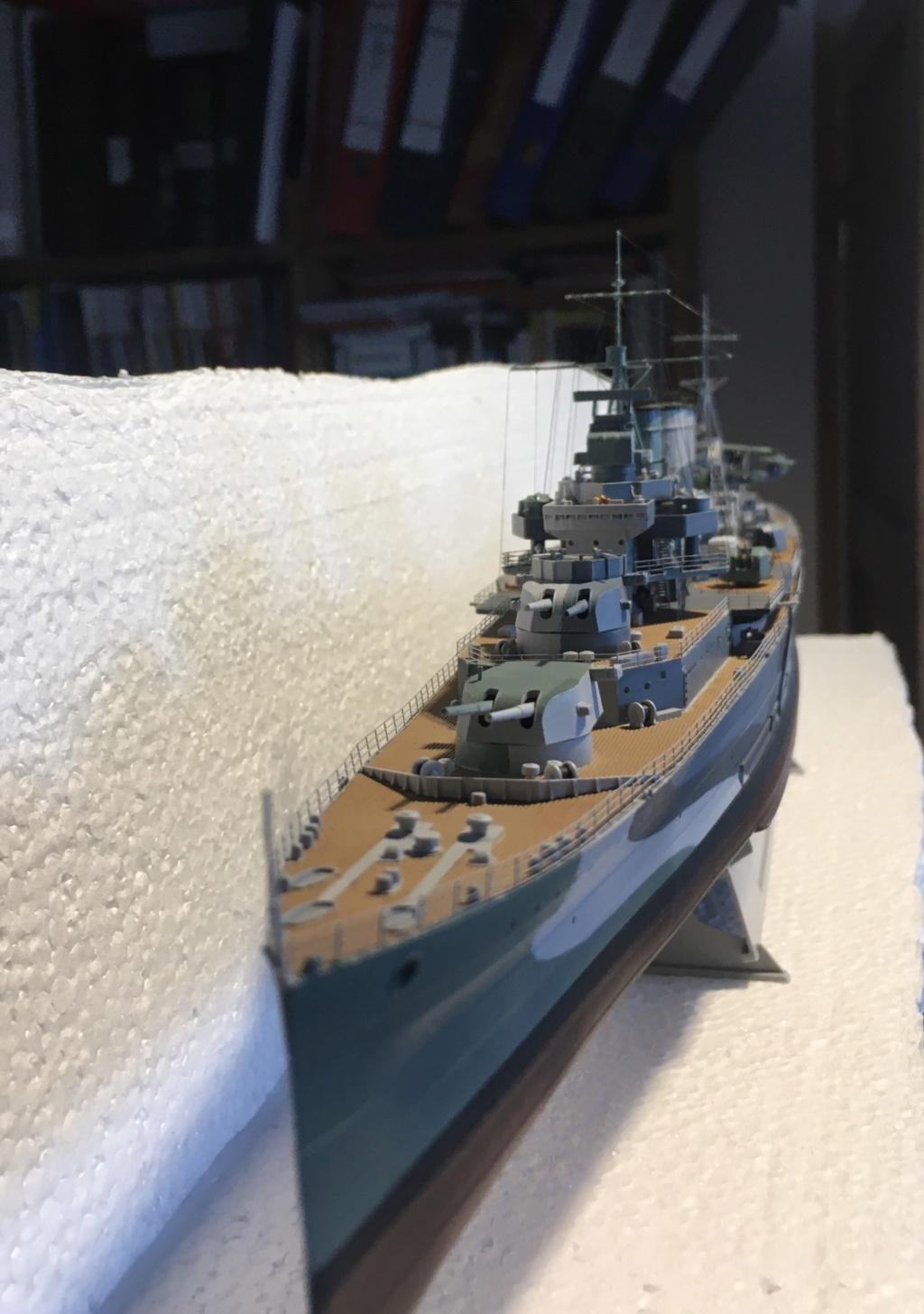 Croiseur lourd HMS Kent - 1/350 - Trumpeter - Eric78 - Page 3 84e8f710