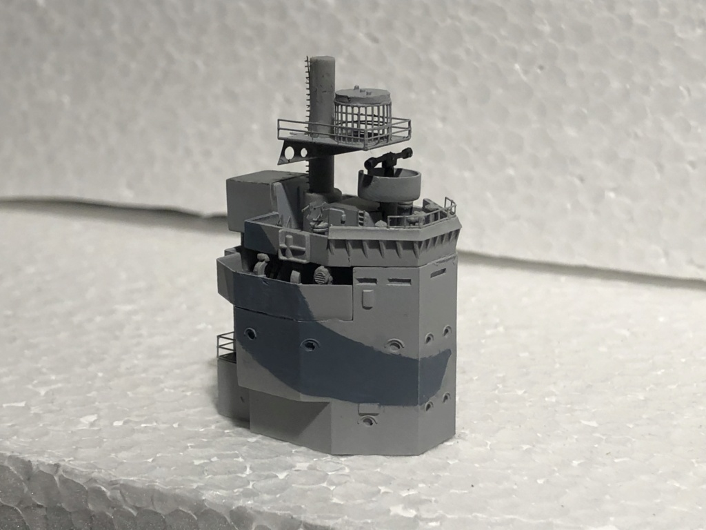 HMS Abercrombie Monitor - 1/350 Trumpeter - Eric78 - Page 2 856dfd10