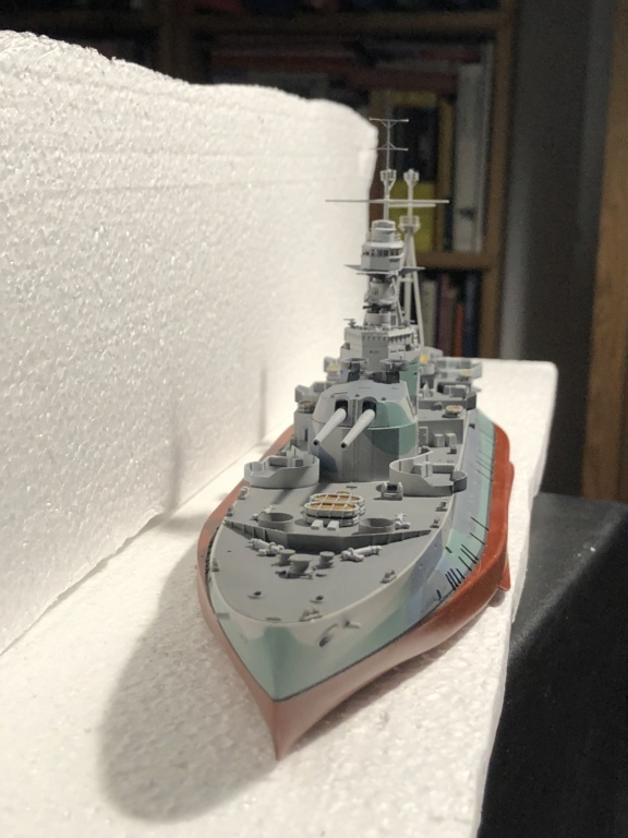 HMS Abercrombie Monitor - 1/350 Trumpeter - Eric78 - Page 2 8878ee10
