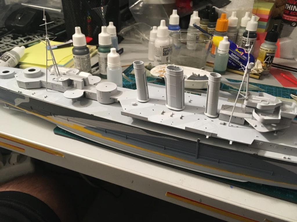Croiseur lourd HMS Kent - 1/350 - Trumpeter - Eric78 - Page 2 88895d10