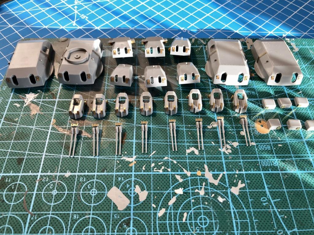 Tirpitz 1/350 Tamiya + eduard - Eric78 8a50a010