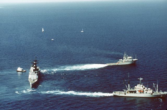 Destroyer USS Spruance DD963 - 1/700 Dragon  8caa0910