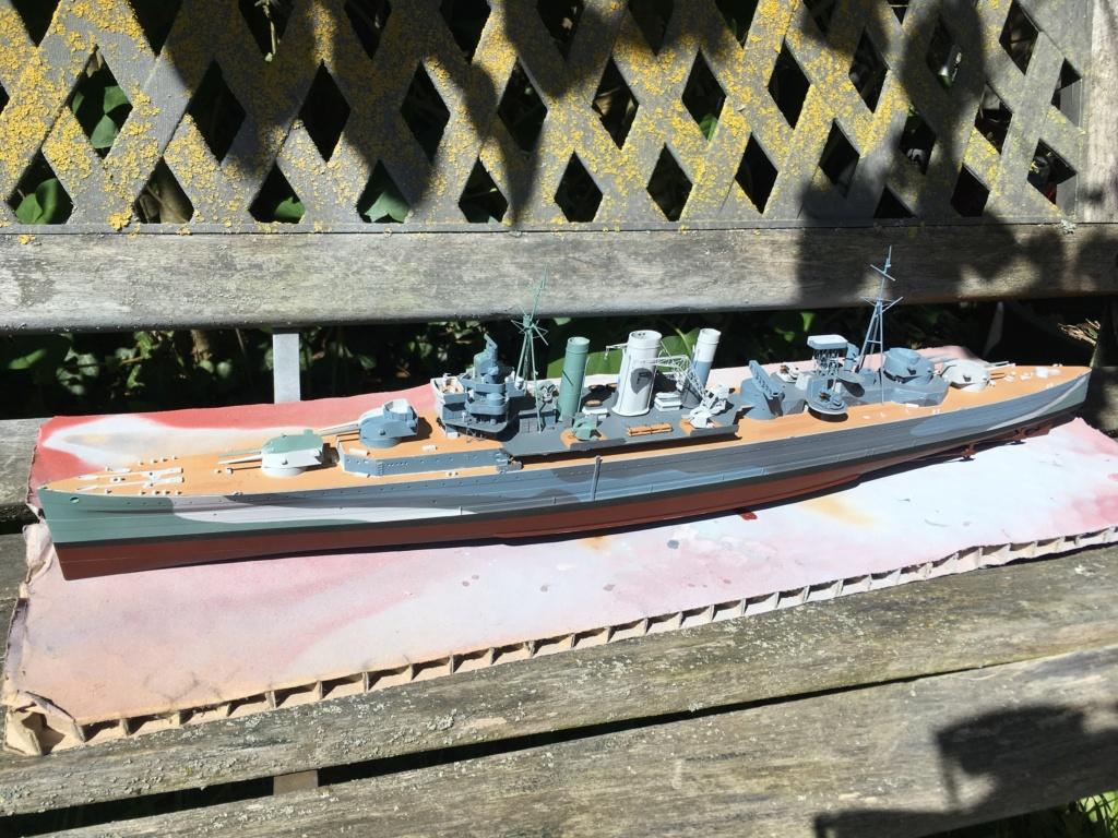 Croiseur lourd HMS Kent - 1/350 - Trumpeter - Eric78 - Page 2 8f31cf10