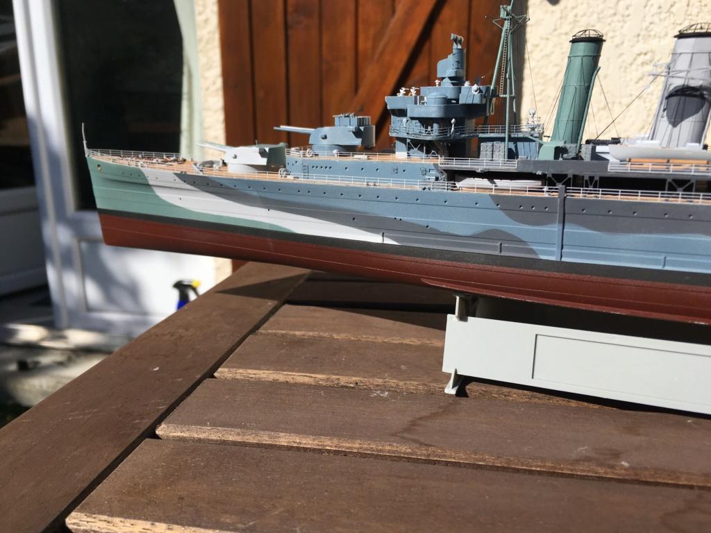 Croiseur lourd HMS Kent - 1/350 - Trumpeter - Eric78 - Page 3 907a1110