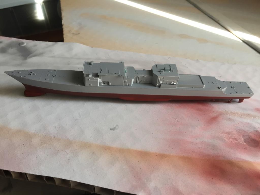 Destroyer USS Spruance DD963 - 1/700 Dragon  9191db10