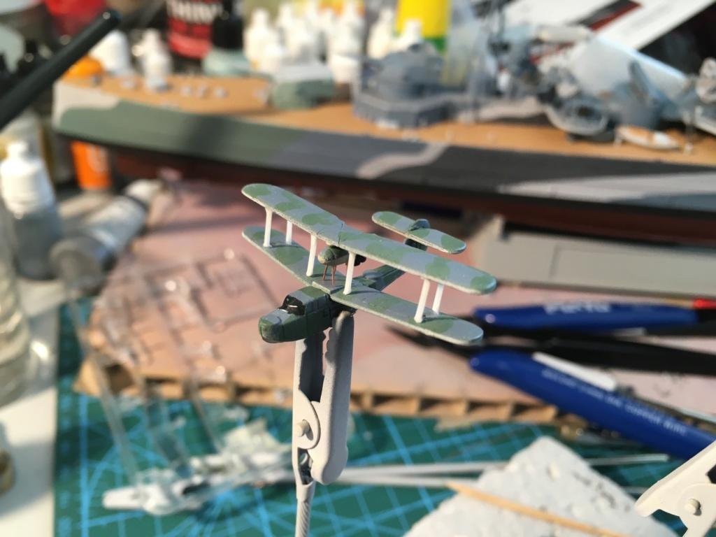 Croiseur lourd HMS Kent - 1/350 - Trumpeter - Eric78 - Page 3 9415ae10