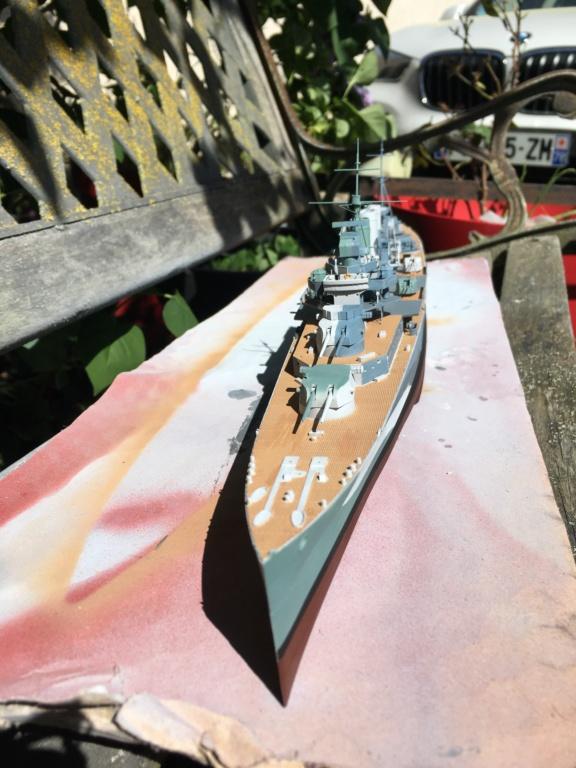 Croiseur lourd HMS Kent - 1/350 - Trumpeter - Eric78 - Page 2 944ad810