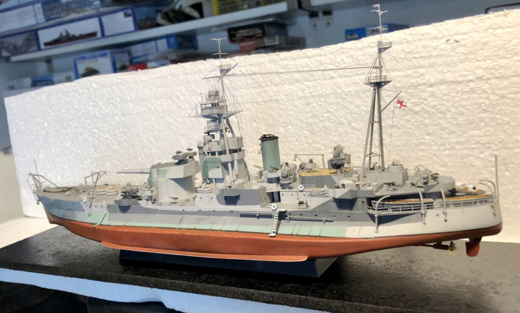 HMS Abercrombie Monitor - 1/350 Trumpeter - Eric78 - Page 3 954e0f10