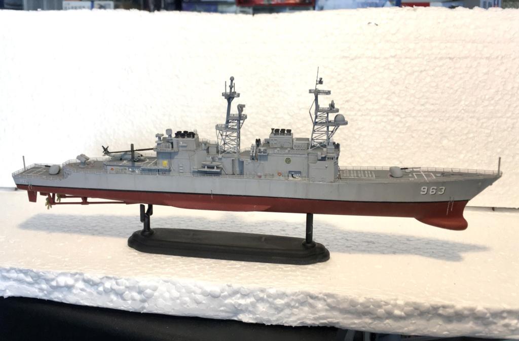 Destroyer USS Spruance DD963 - 1/700 Dragon  96886e10