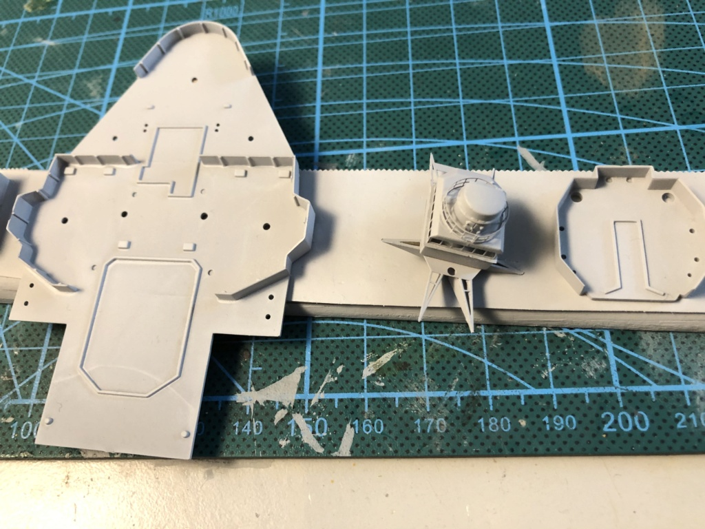 HMS Abercrombie Monitor - 1/350 Trumpeter - Eric78 980d8210