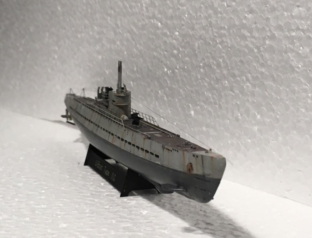 U-Boat Type IX - Hobbyboss 1/350 - Page 2 99a28f10