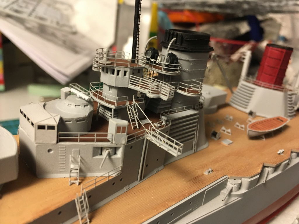 Croiseur de bataille SMS Seydlitz 1/350 Hobby Boss  - Page 3 99d76a10