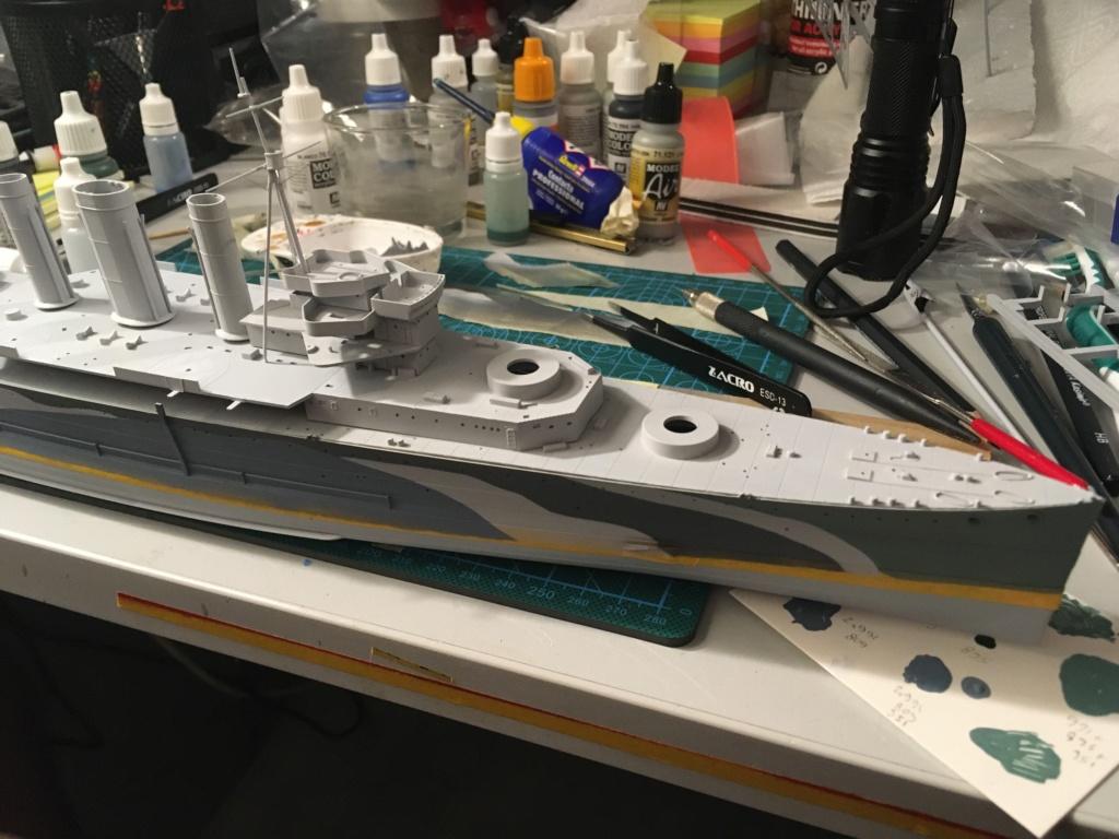 Croiseur lourd HMS Kent - 1/350 - Trumpeter - Eric78 - Page 2 9aec3e10