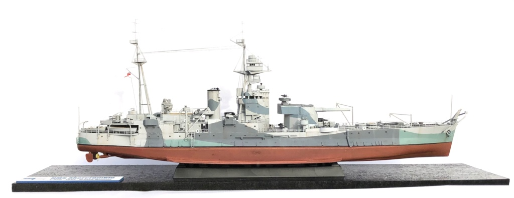 HMS Abercrombie - 1/350 -Trumpeter. Eric78 9e852010