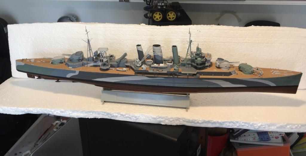Croiseur lourd HMS Kent - 1/350 - Trumpeter - Eric78 - Page 2 A3e96b10