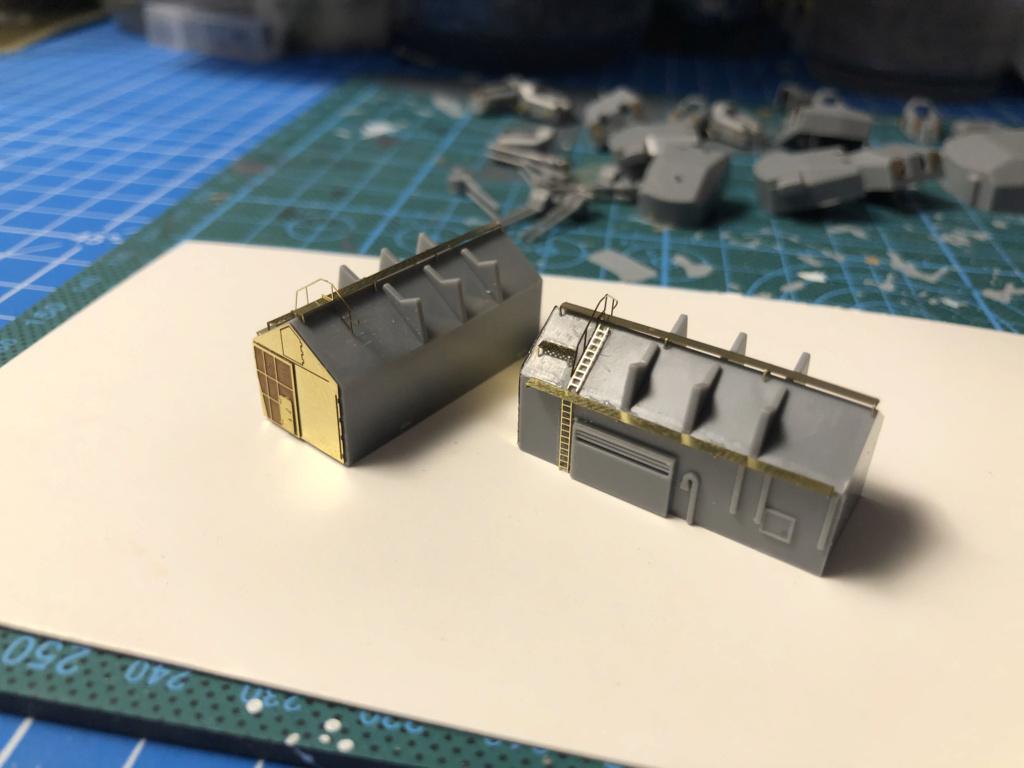 Tirpitz 1/350 Tamiya + eduard - Eric78 A856be10