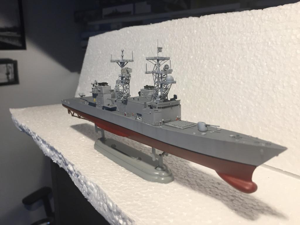 Destroyer USS Spruance DD963 - 1/700 Dragon  Aa4b6610