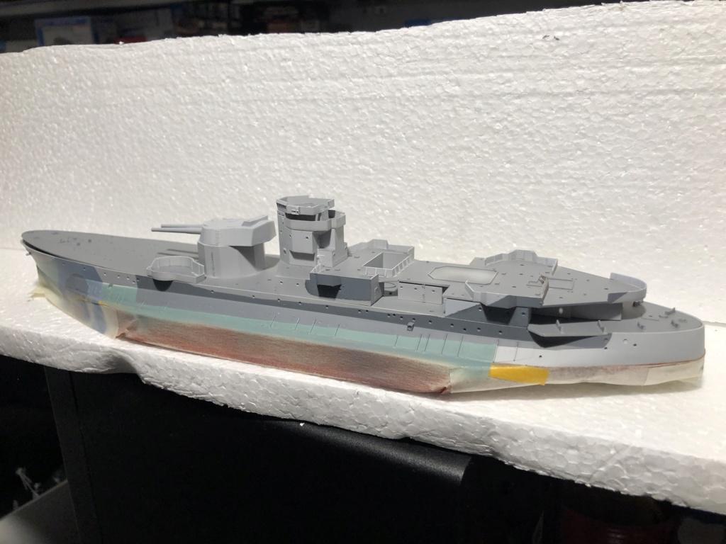 HMS Abercrombie Monitor - 1/350 Trumpeter - Eric78 Ab877b10