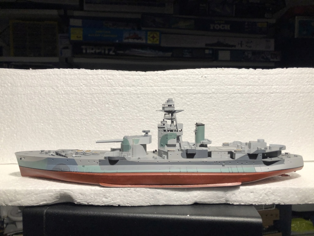 HMS Abercrombie Monitor - 1/350 Trumpeter - Eric78 - Page 2 Adaf1210
