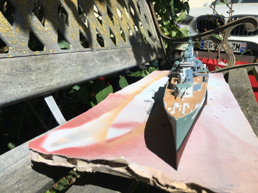 Croiseur lourd HMS Kent - 1/350 - Trumpeter - Eric78 - Page 2 Ae522d10