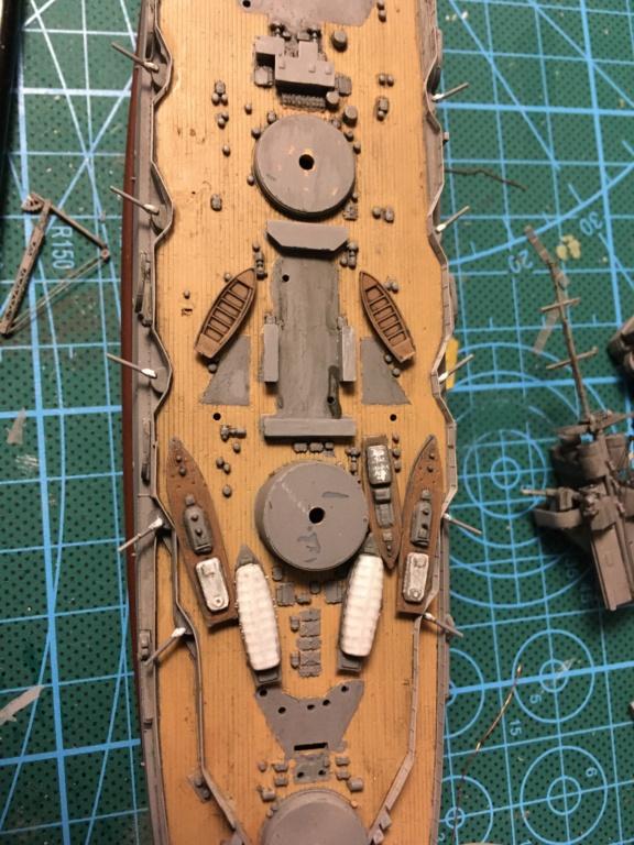 Cuirassé fuso 1/700 fujimi - Eric78 - Page 2 B0ffab10