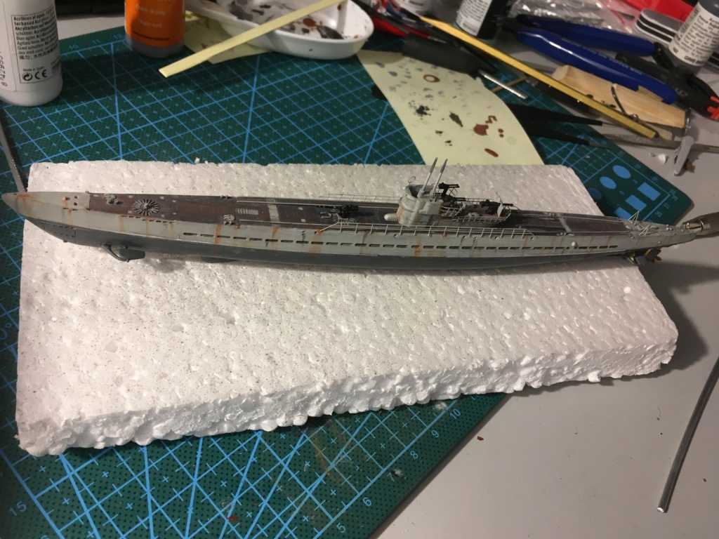 U-Boat Type IX - Hobbyboss 1/350 B5cffe10