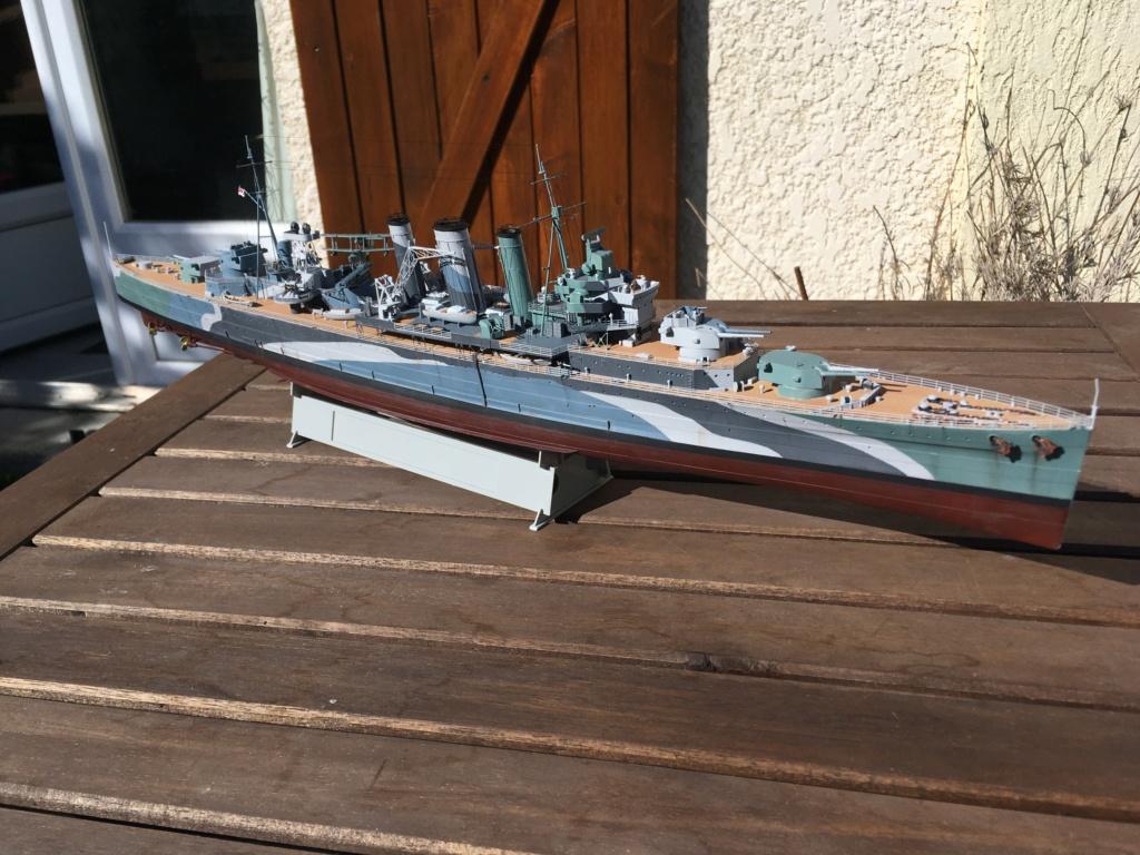 Croiseur lourd HMS Kent - 1/350 - Trumpeter - Eric78 - Page 3 B78cb110