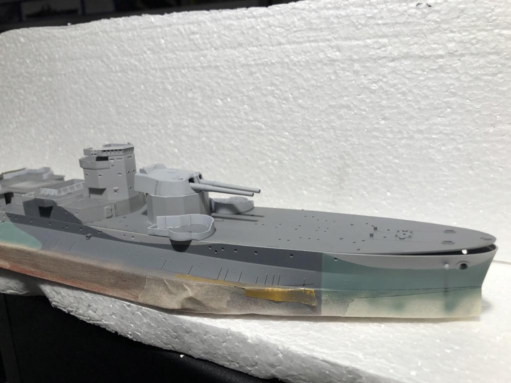 HMS Abercrombie Monitor - 1/350 Trumpeter - Eric78 B9e28d10