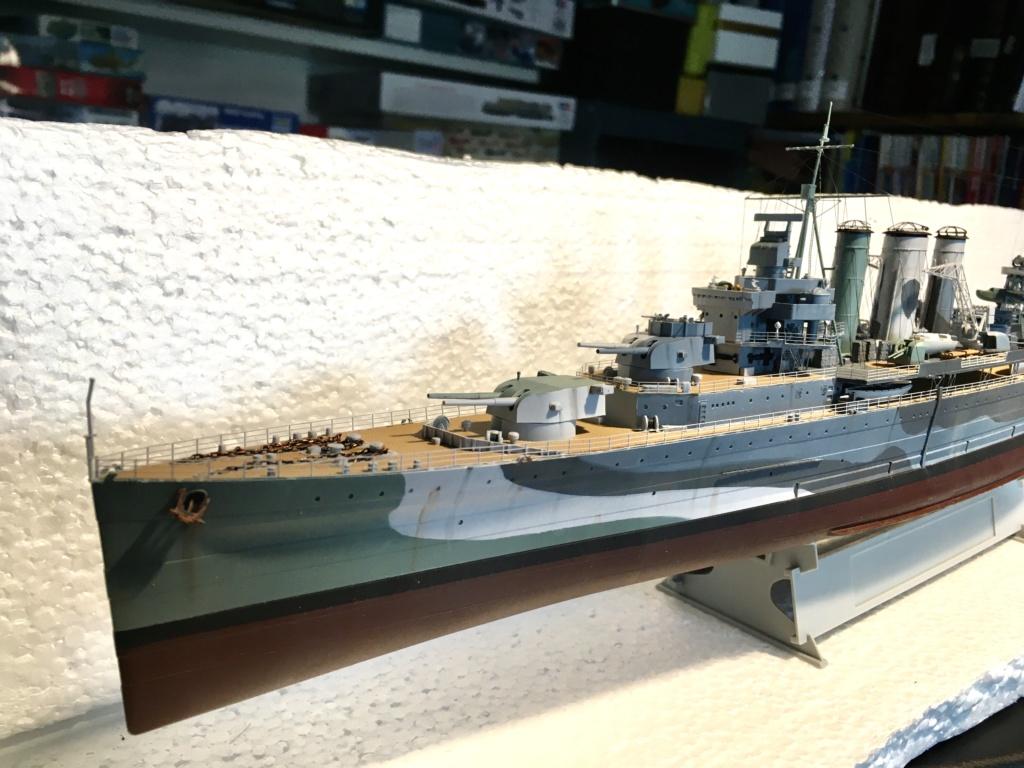 Croiseur lourd HMS Kent - 1/350 - Trumpeter - Eric78 - Page 3 Bd88a210