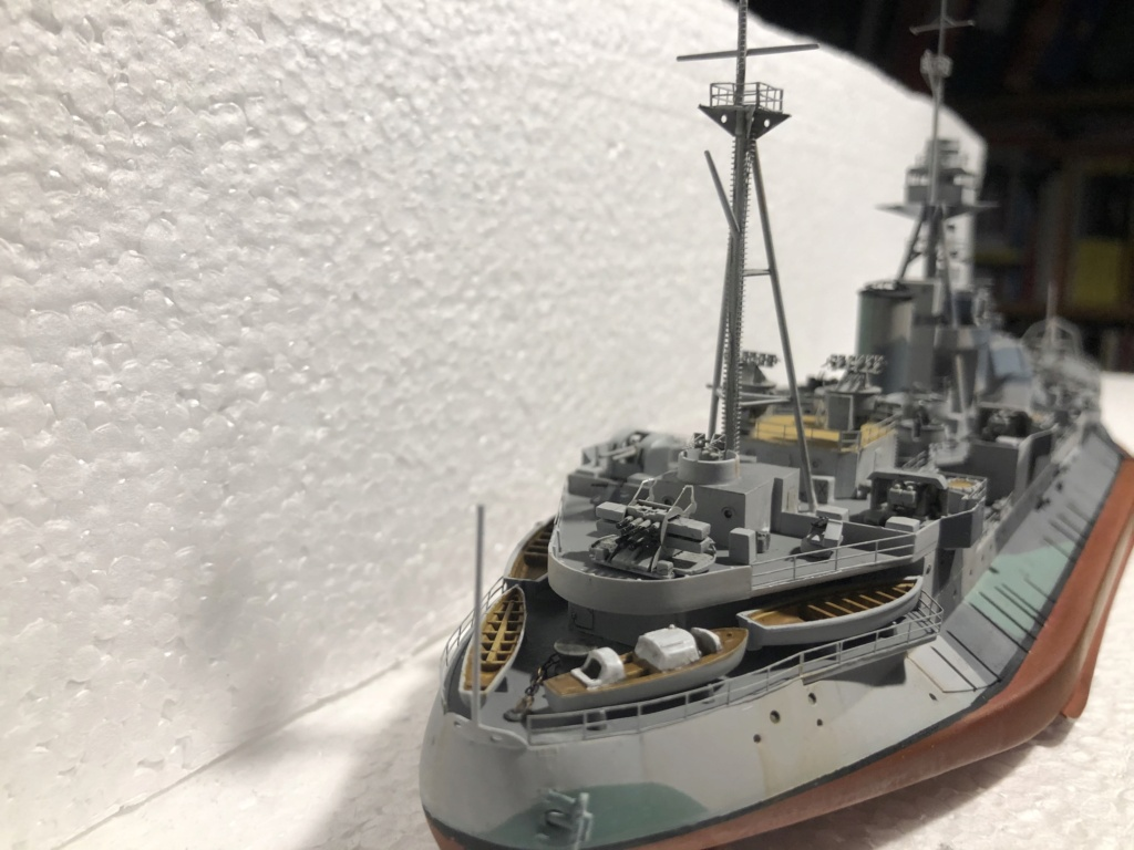 HMS Abercrombie Monitor - 1/350 Trumpeter - Eric78 - Page 2 Bf01f910
