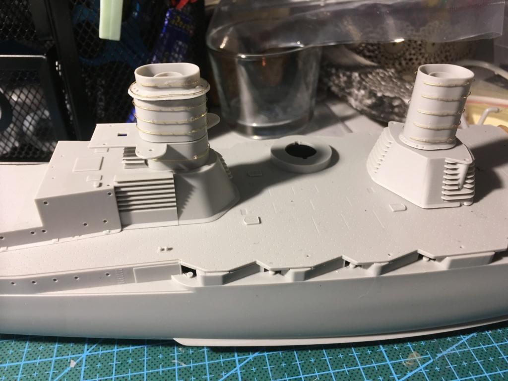 Croiseur de bataille SMS Seydlitz 1/350 Hobby Boss  C057f210