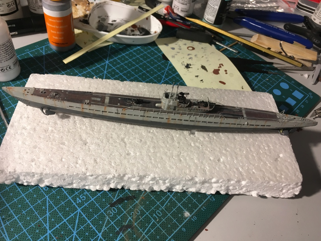 U-Boat Type IX - Hobbyboss 1/350 C094db10