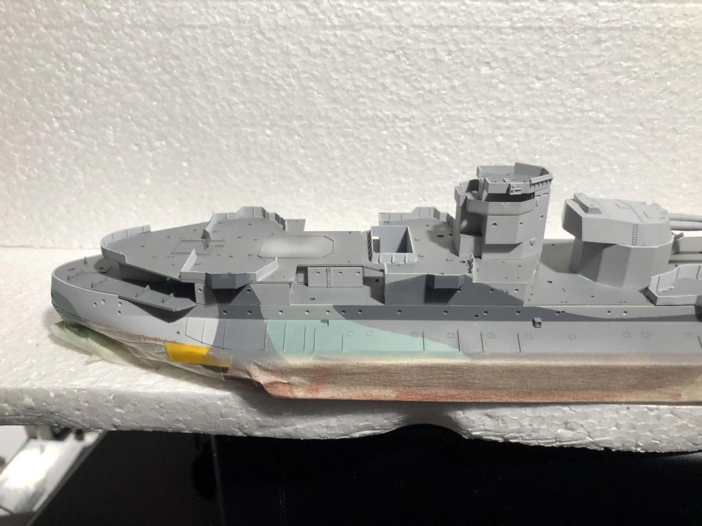 HMS Abercrombie Monitor - 1/350 Trumpeter - Eric78 C1275910