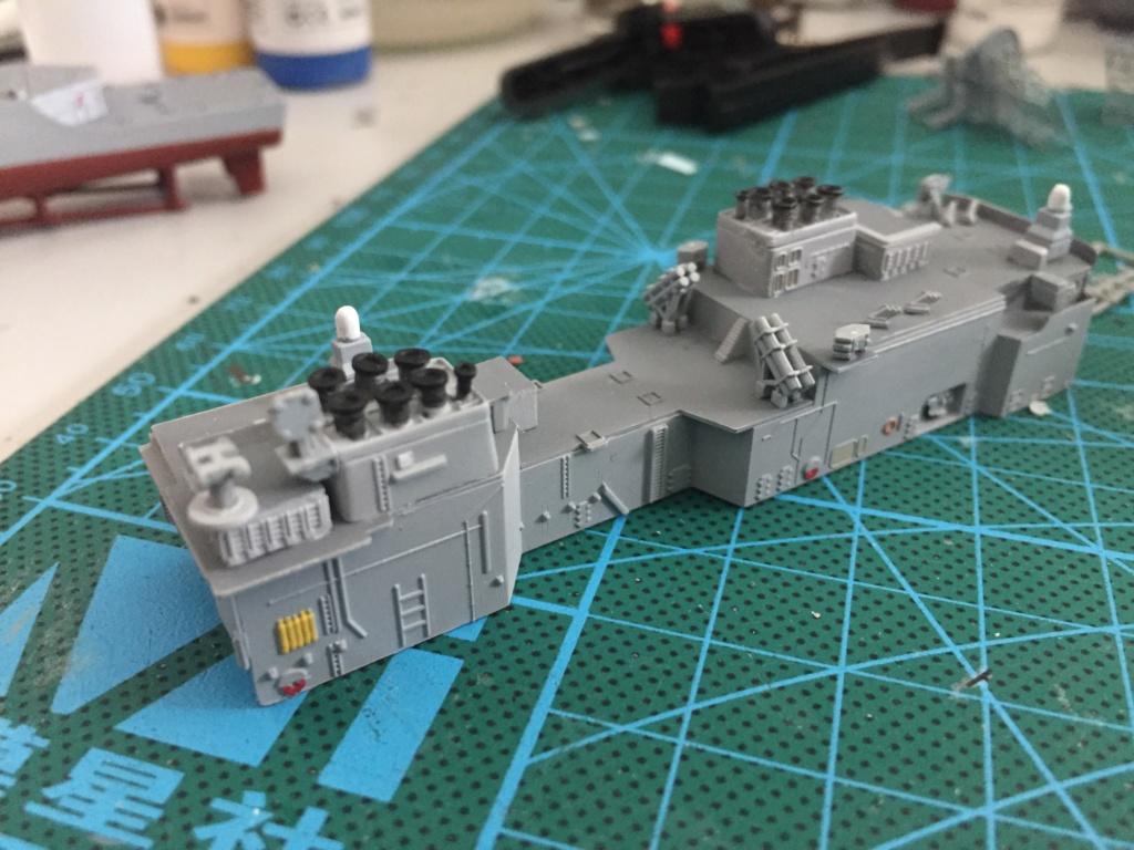 Destroyer USS Spruance DD963 - 1/700 Dragon  C8ab4f10
