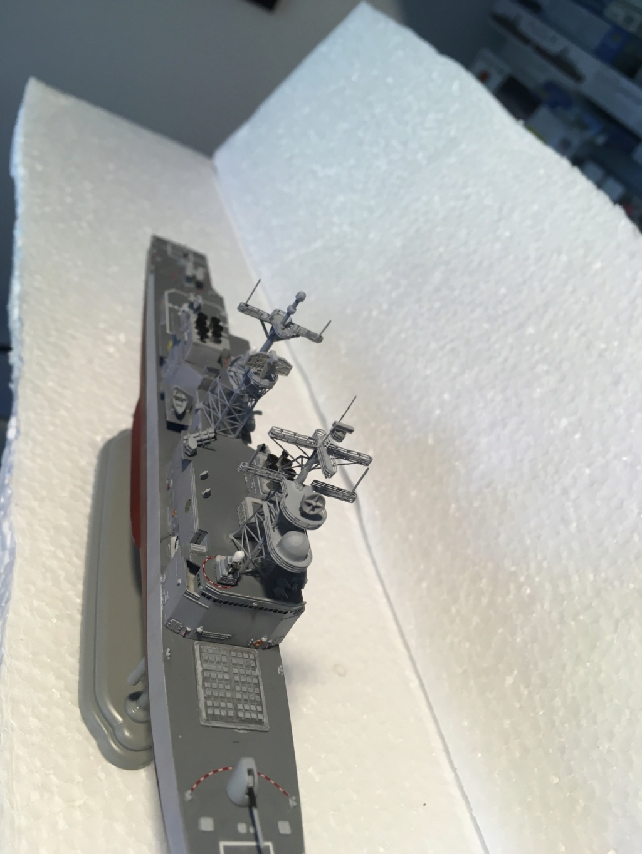Destroyer USS Spruance DD963 - 1/700 Dragon  Cf5b5310