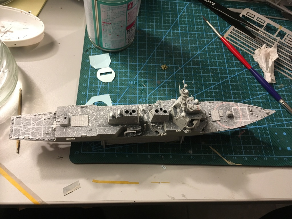 Destroyer USS Momsen DDG-92 -Hobbyboss 1/700 Cfad1610