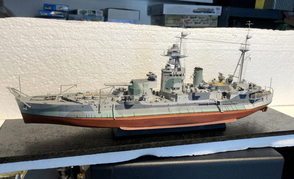 HMS Abercrombie Monitor - 1/350 Trumpeter - Eric78 - Page 3 Cfbd9d10