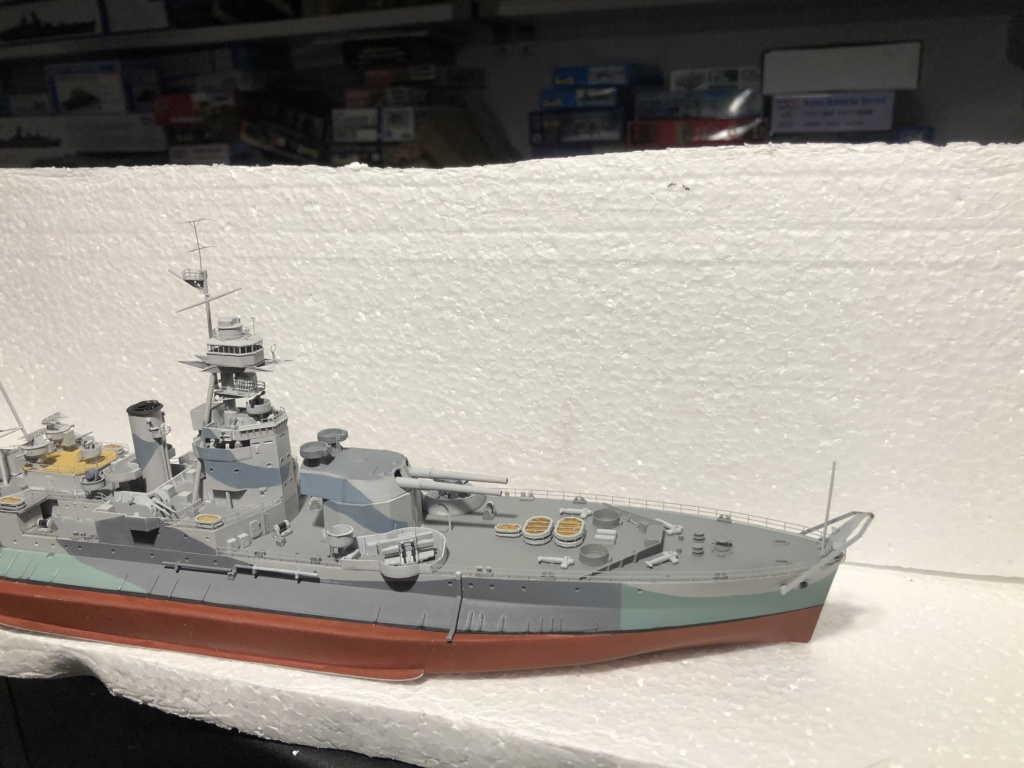 HMS Abercrombie Monitor - 1/350 Trumpeter - Eric78 - Page 2 D1e43110