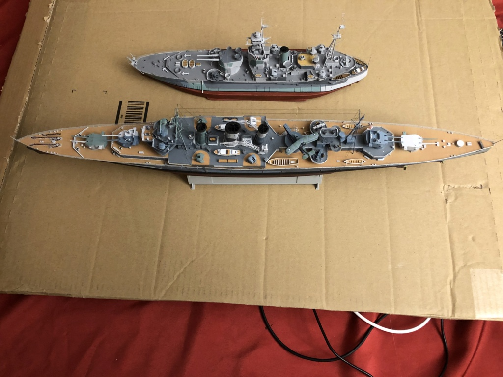 HMS Abercrombie Monitor - 1/350 Trumpeter - Eric78 - Page 2 D49c7910