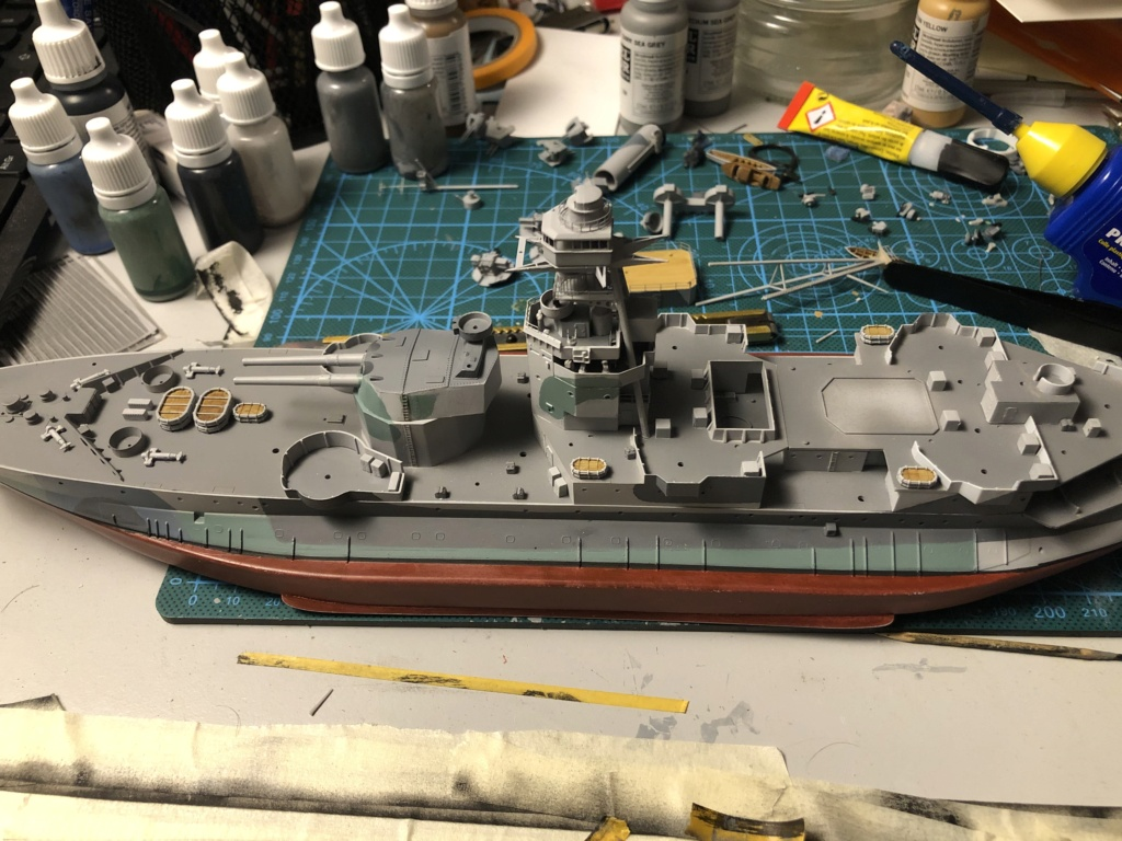 HMS Abercrombie Monitor - 1/350 Trumpeter - Eric78 - Page 2 D55c4f10