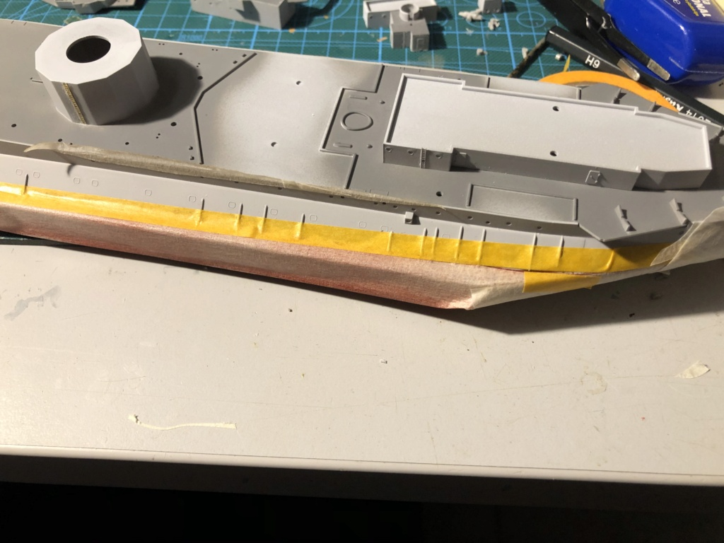 HMS Abercrombie Monitor - 1/350 Trumpeter - Eric78 D6064f10