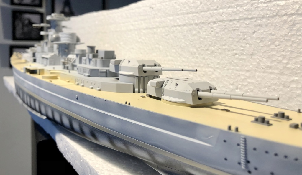 Tirpitz 1/350 Tamiya + eduard - Eric78 - Page 2 D6629f10