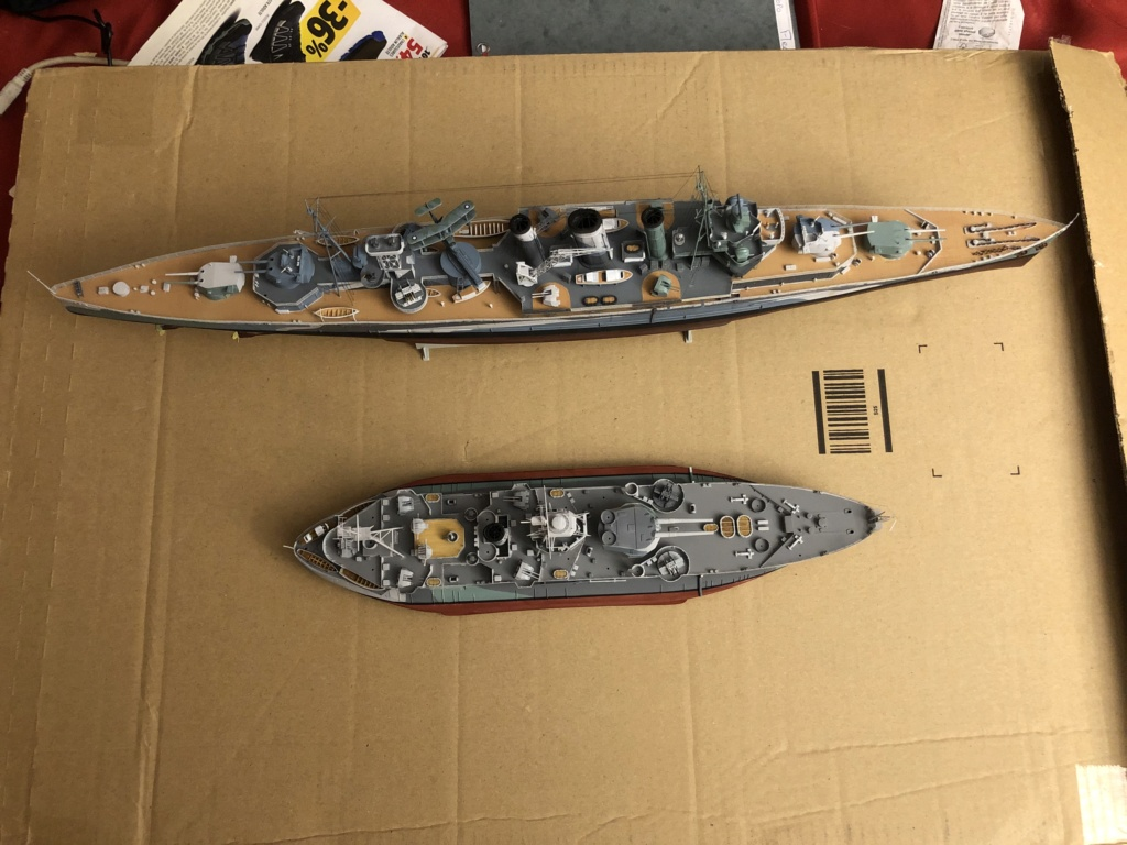 HMS Abercrombie Monitor - 1/350 Trumpeter - Eric78 - Page 2 D6f89110