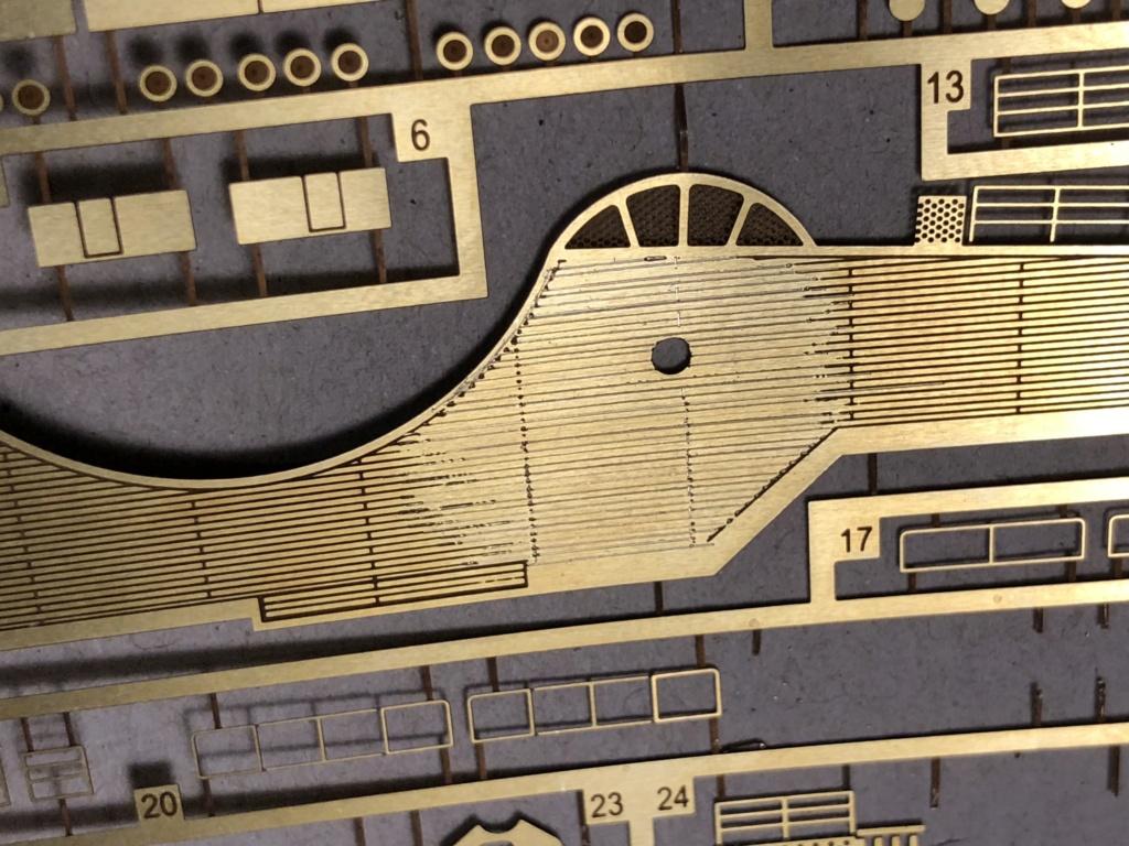 Tirpitz 1/350 Tamiya + eduard - Eric78 Da390510