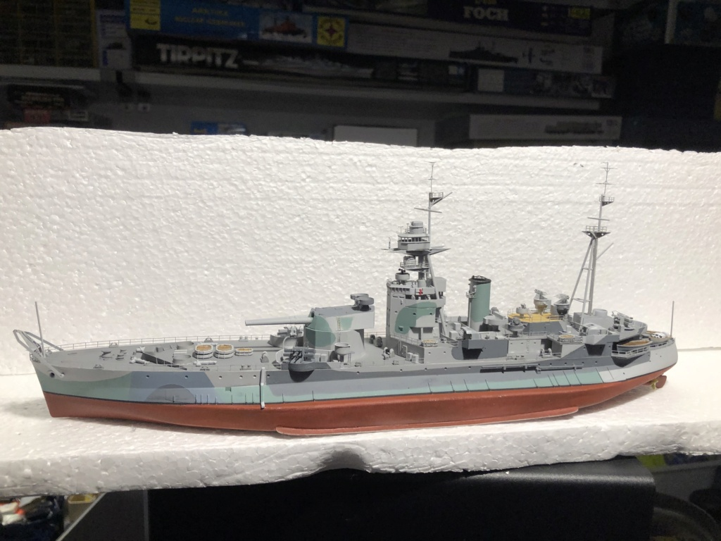 HMS Abercrombie Monitor - 1/350 Trumpeter - Eric78 - Page 2 Daed1d10