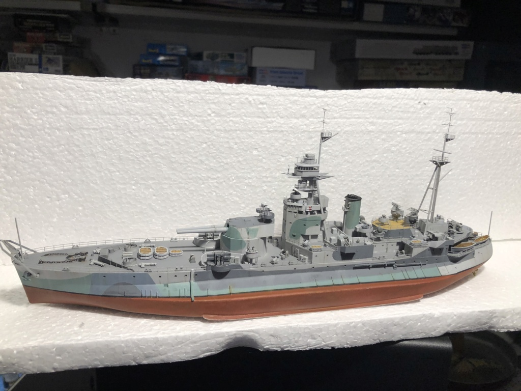 HMS Abercrombie Monitor - 1/350 Trumpeter - Eric78 - Page 2 Dee25510