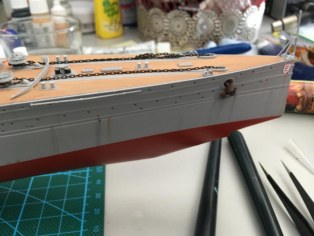Croiseur de bataille SMS Seydlitz 1/350 Hobby Boss  - Page 3 Df6c8e10