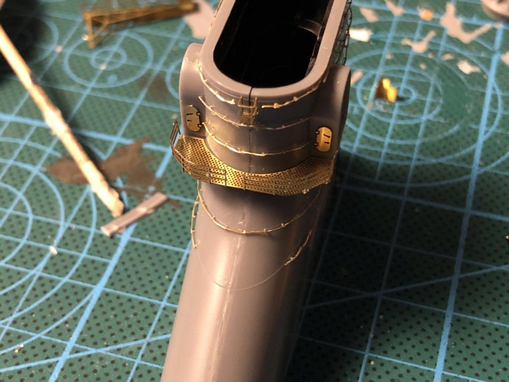 Tirpitz 1/350 Tamiya + eduard - Eric78 Dfa2b210