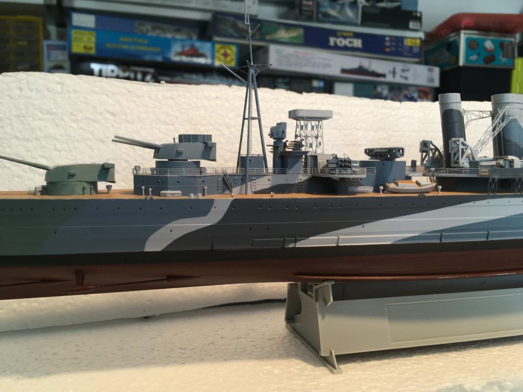 Croiseur lourd HMS Kent - 1/350 - Trumpeter - Eric78 - Page 2 E0f4ca10